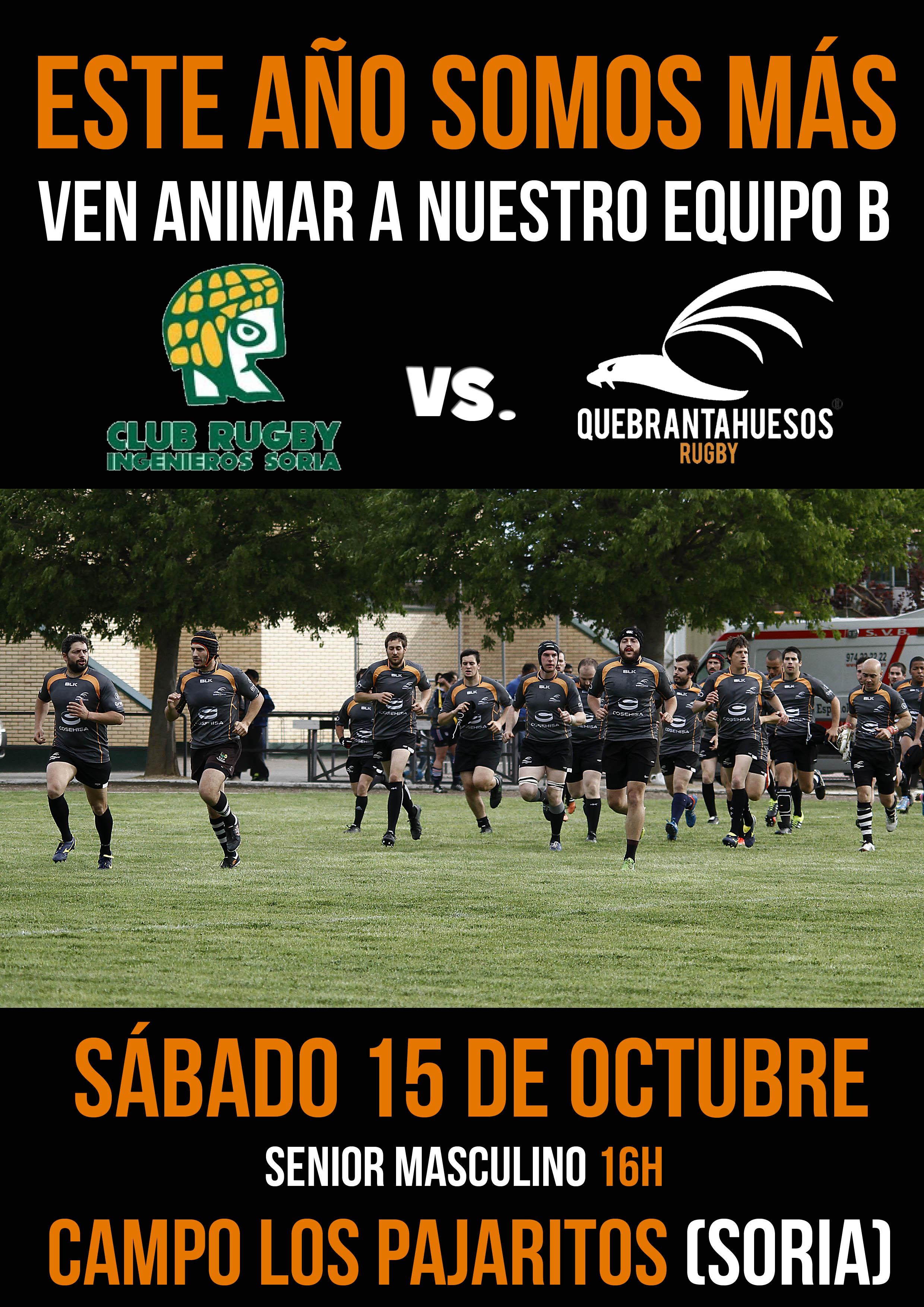 Soria VS Quebranta B