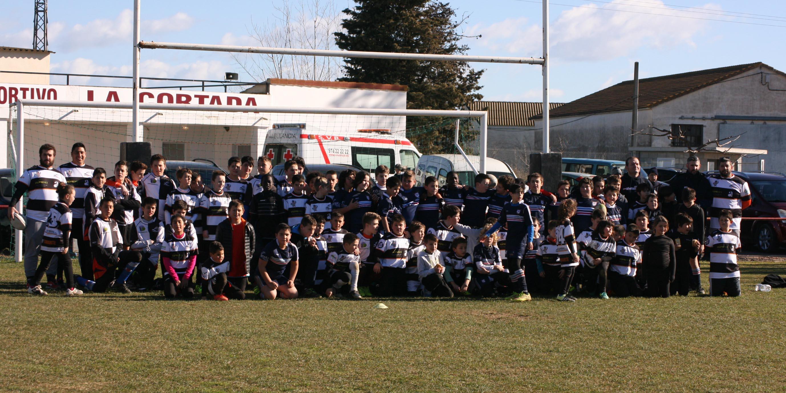 Escuela de Rugby Quebrantahuesos