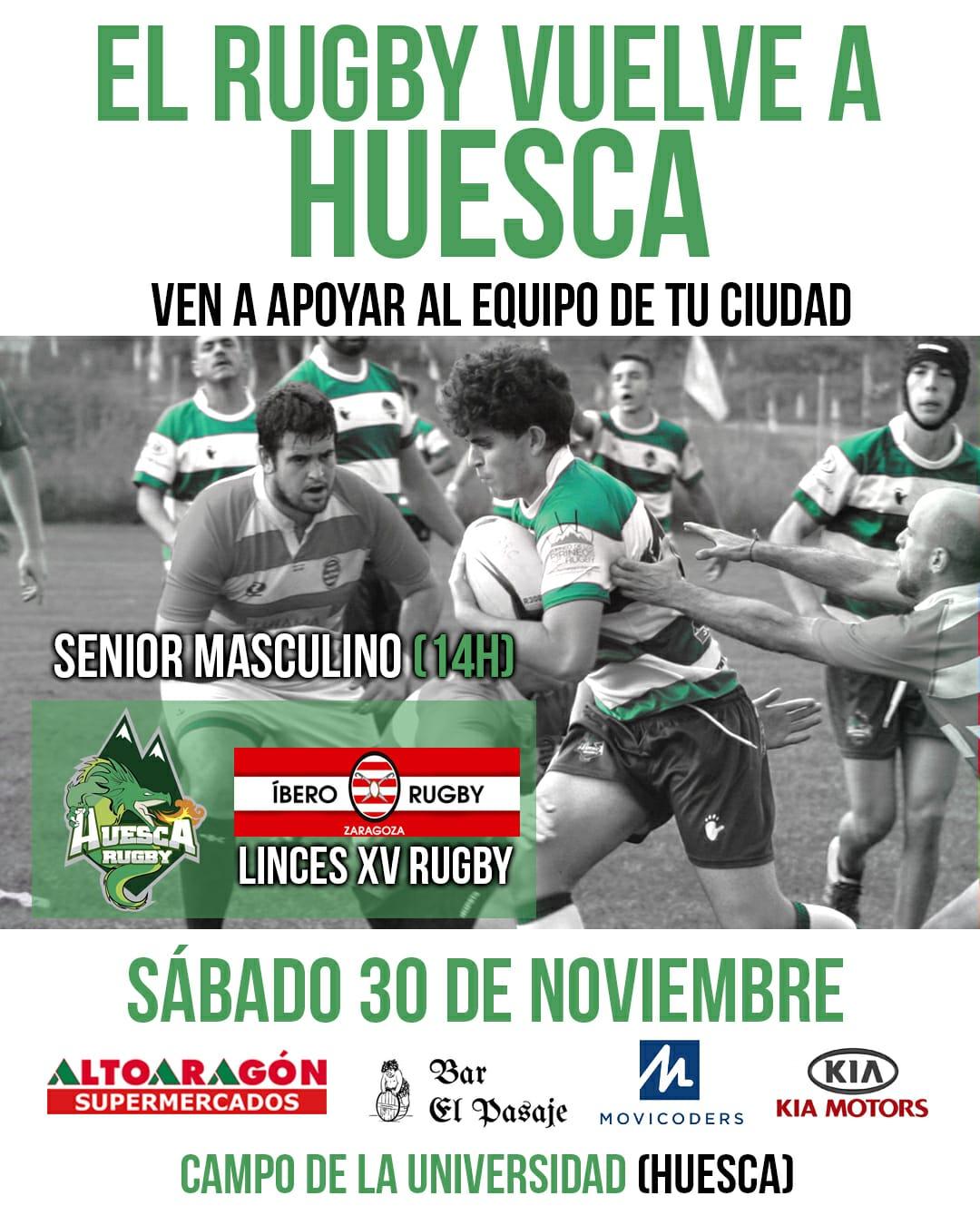 Por fin vuelve el Huesca