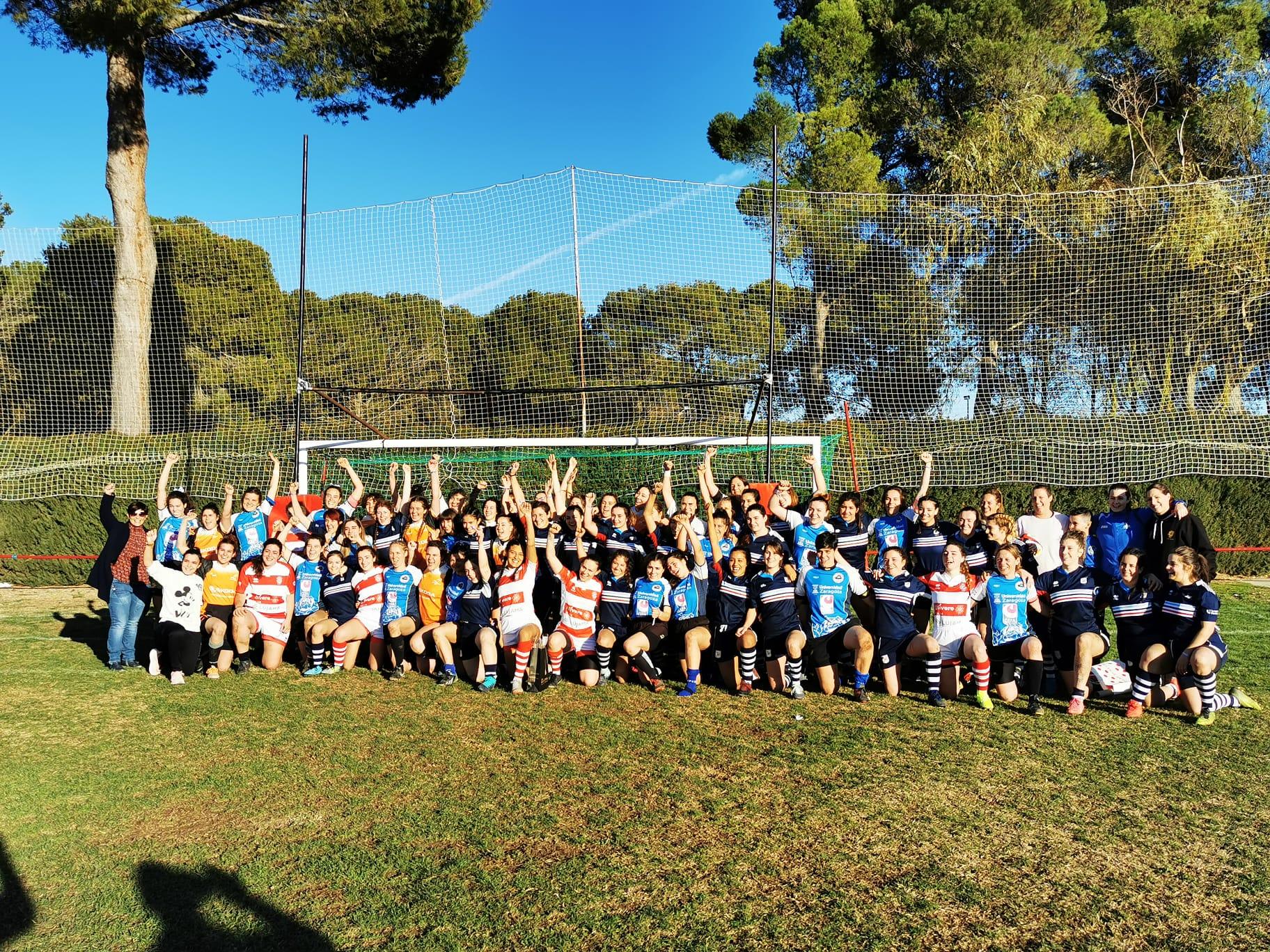 Liga aragonesa Masculino y Femenino Huesca - Fénix