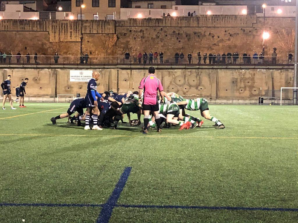 Huesca Rugby - Fénix RC J1 liga aragonesa 2021