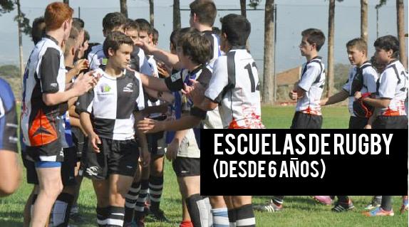 Escuelas de Rugby