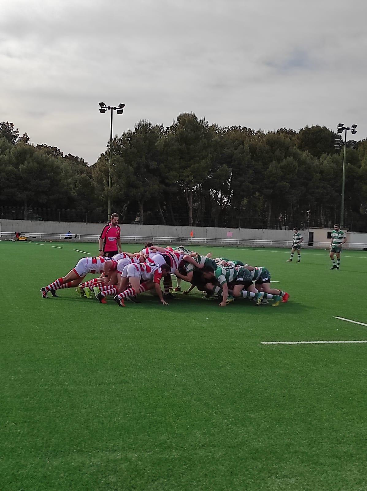 Linces Rugby - Huesca Rugby J2 liga aragonesa 2021